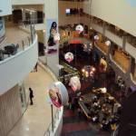 イスラエル テルアビブのショッピングセンター