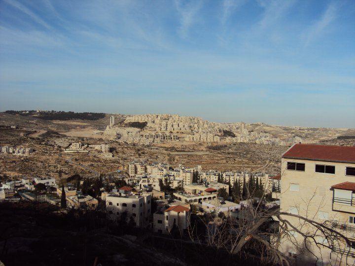 イスラエル エルサレム新市街