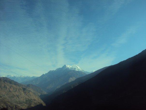 ネパール ランタントレッキング