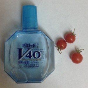 マイクロトマトのサイズ
