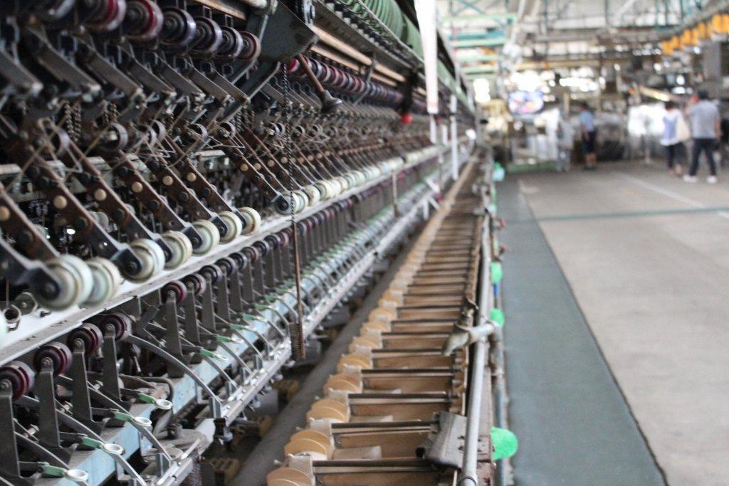 富岡製糸場 機械