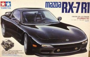 RX-7(タミヤ 1/24スポーツカーシリーズ)