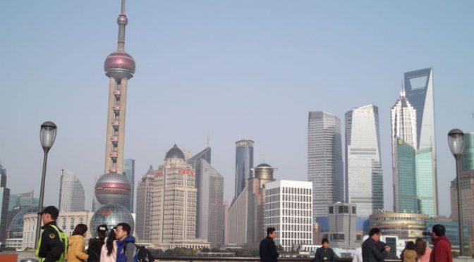 中国旅行記 上海