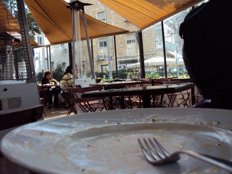 エルサレム レストラン