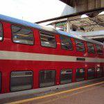 イスラエル 電車