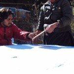 ネパール ガイドのウメシ君