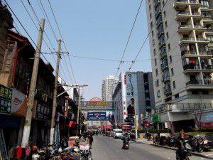 上海 服屋