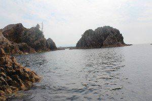 浦富海岸 (3)