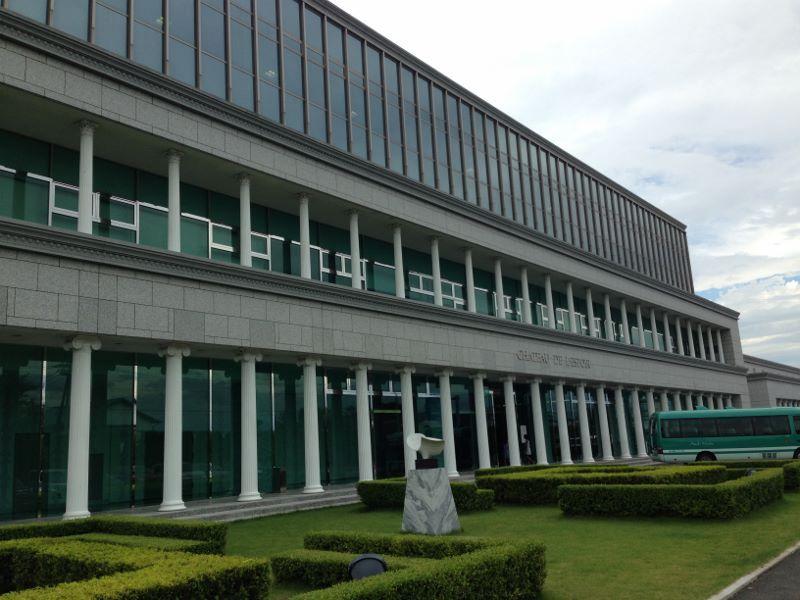 ガトーフェスタハラダの工場見学