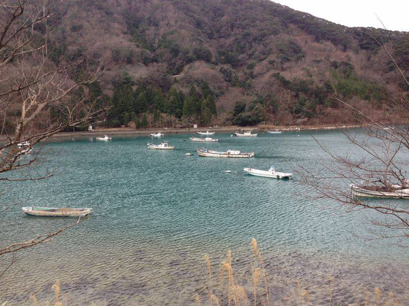 若狭町 漁船