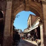 イスラエル エルサレム旧市街にて