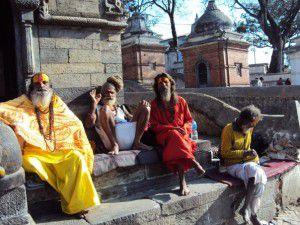 ネパール ミルクババ