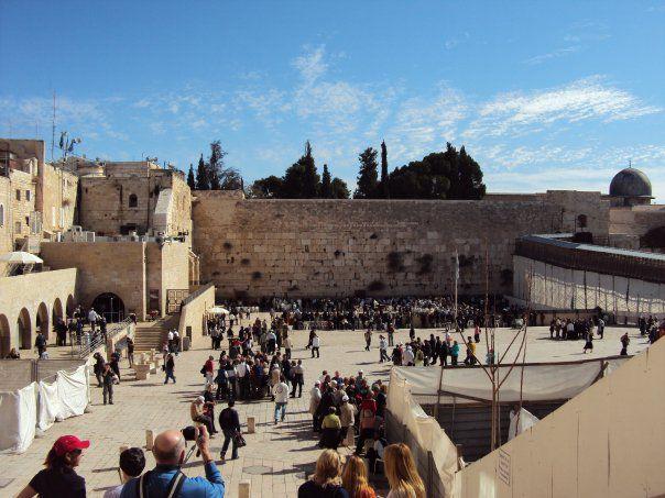 イスラエル エルサレム 嘆きの壁