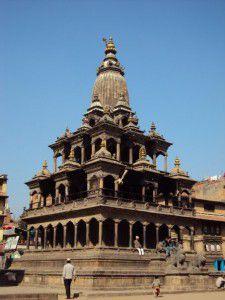 ネパール パタン ダルバール広場