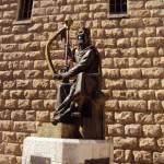 イスラエル ダビデ像