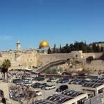 イスラエル エルサレムにある岩のドーム
