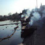 ネパール パシュパティナート 火葬