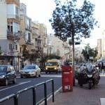 イスラエル テルアビブ 道路