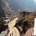 ネパールランタントレッキング 村