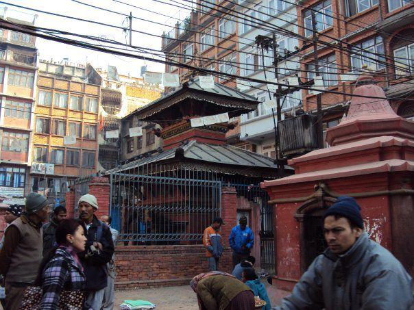 ネパール カトマンズ市