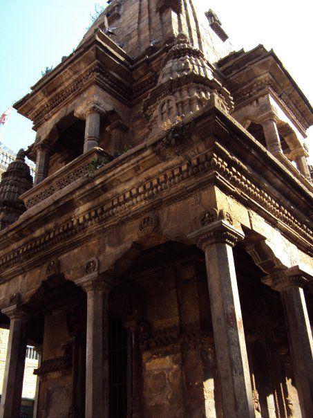 ネパール ダルバール広場の寺院