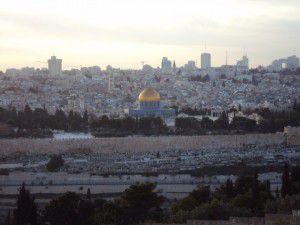 イスラエル エルサレム旧市街 岩のドーム