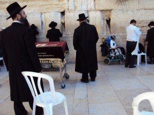 イスラエル 嘆きの壁