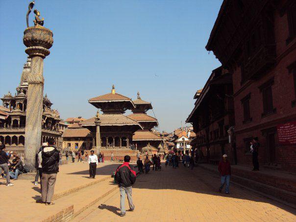 ネパール パタン ダルバール広場2