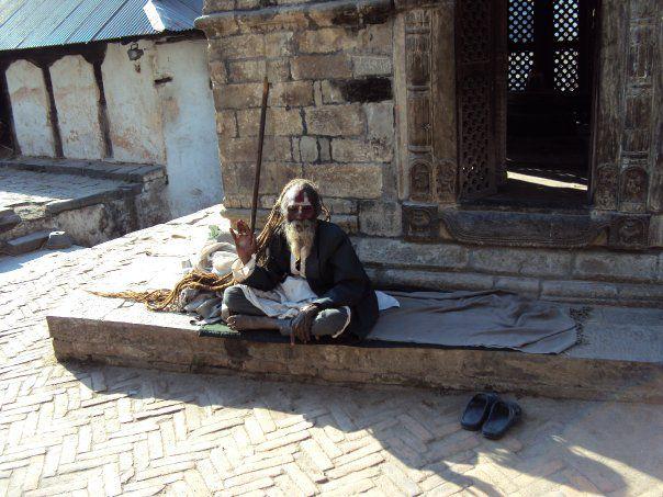ネパール ミルクババ2