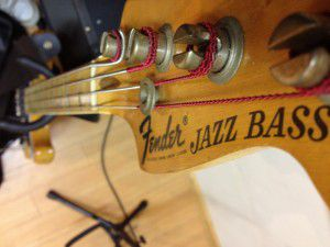 fender jazz bass 1974