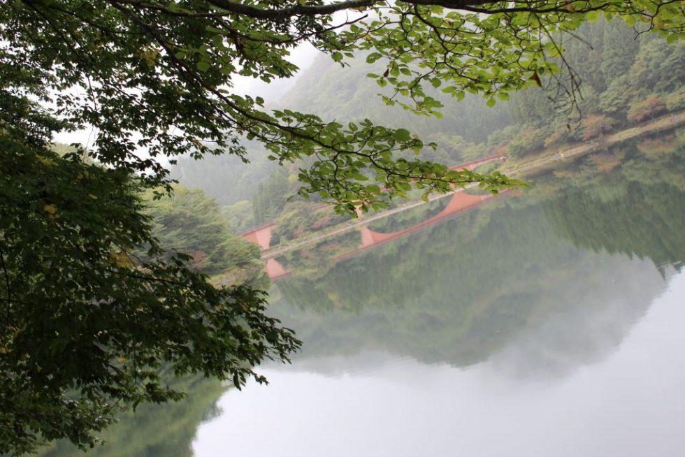 碓氷湖(坂本ダム)2