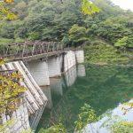 碓氷湖(坂本ダム)ダムと橋