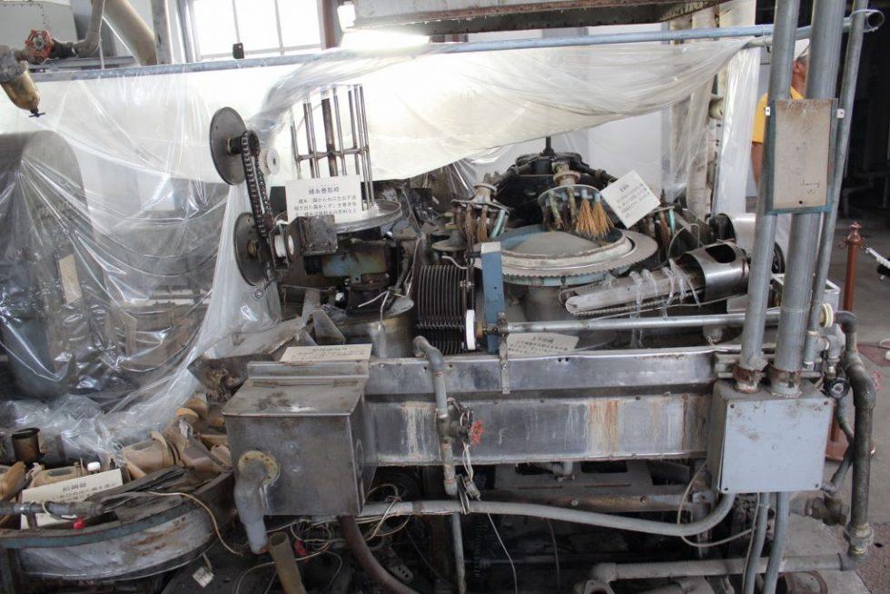富岡製糸場 機械2