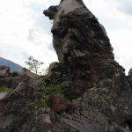 鬼押出し園 岩