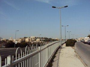 エルサレム新市街 道 (1)