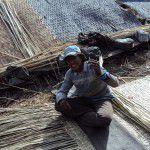 ネパール ランタン 竹細工職人