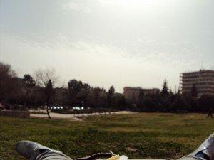 エルサレムの公園