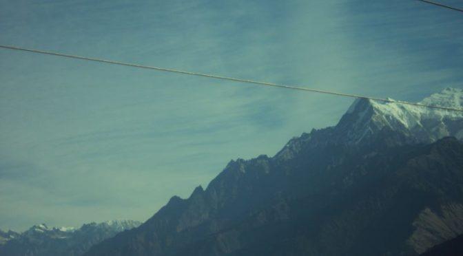 ネパール旅行記 ランタン