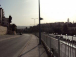 エルサレム新市街 道 (2)