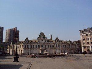 大連 ロシア人街