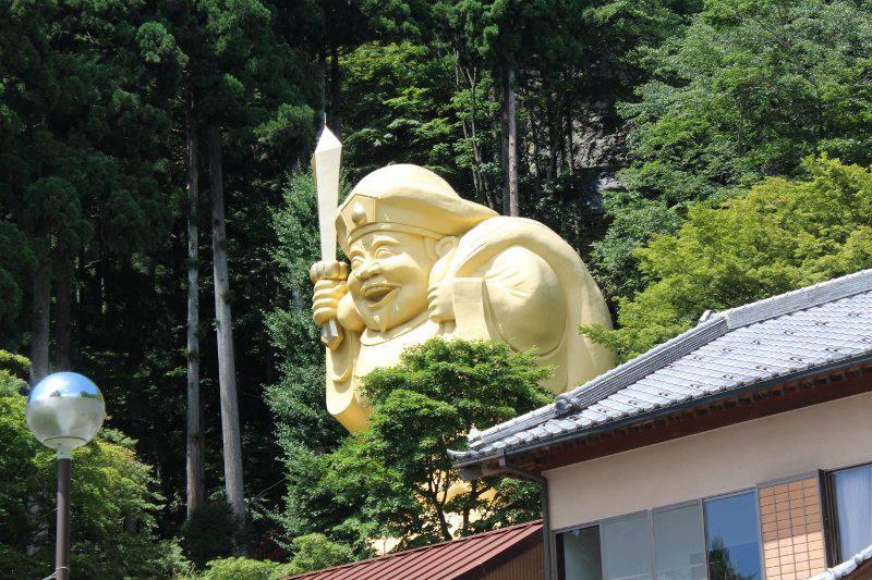 中之嶽神社 だいこく