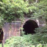碓氷峠 アプトの道のトンネル2
