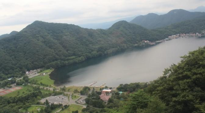 榛名湖(榛名山)