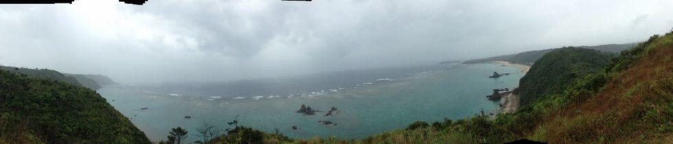 ジュゴンの見える丘 パノラマ