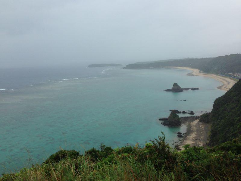 大浦湾 ジュゴンの見える丘から