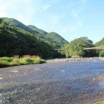 吹割の滝 橋