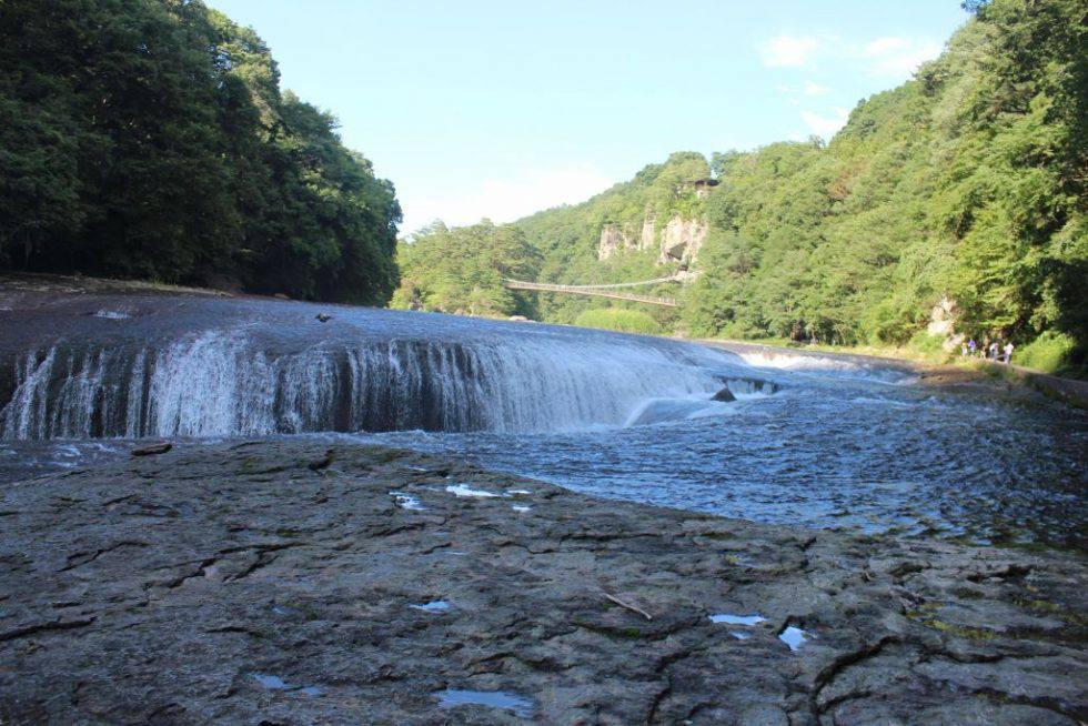 吹割の滝5