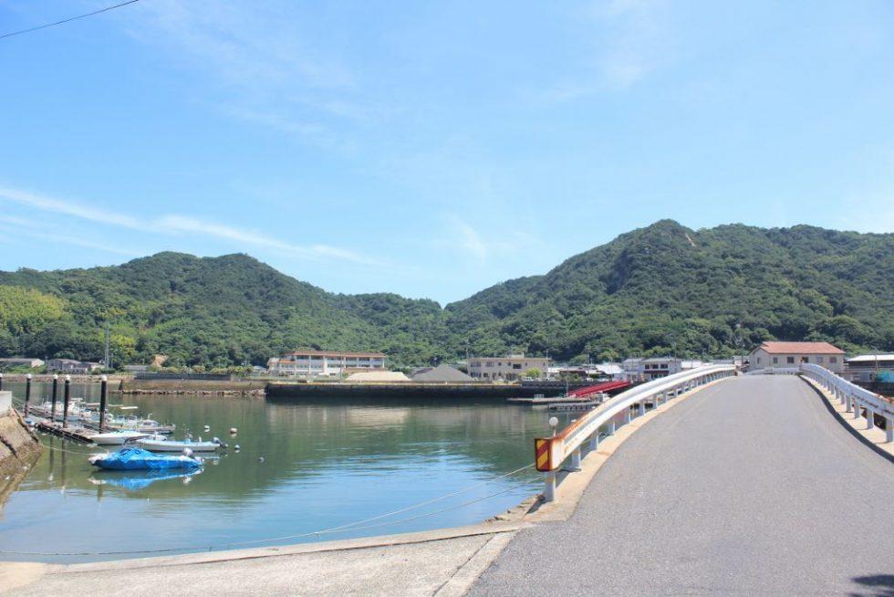 北木島を自転車で巡る