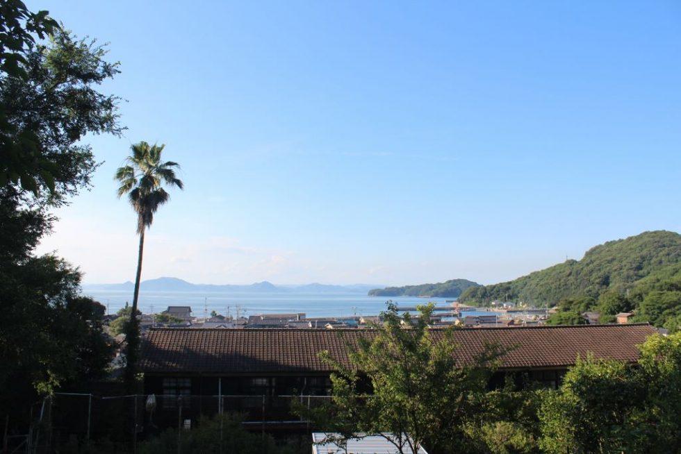 真鍋島展望スポット