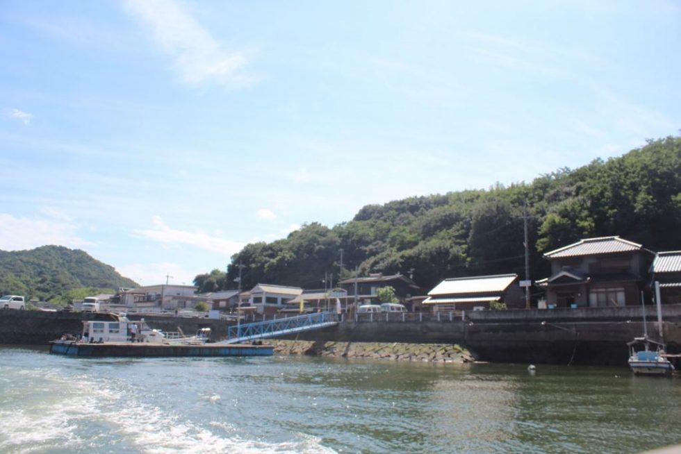 笠岡諸島の島々3